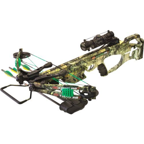 PSE Fang™ 350 XT Crossbow - Archery, Bows And Cross Bows at Academy Sports