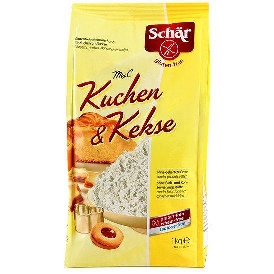 Schär Mix C Kuchen & Kekse Mehlmischung, Mehl & Getreide, Diätetische Lebensmittel aus dem dm Online Shop.