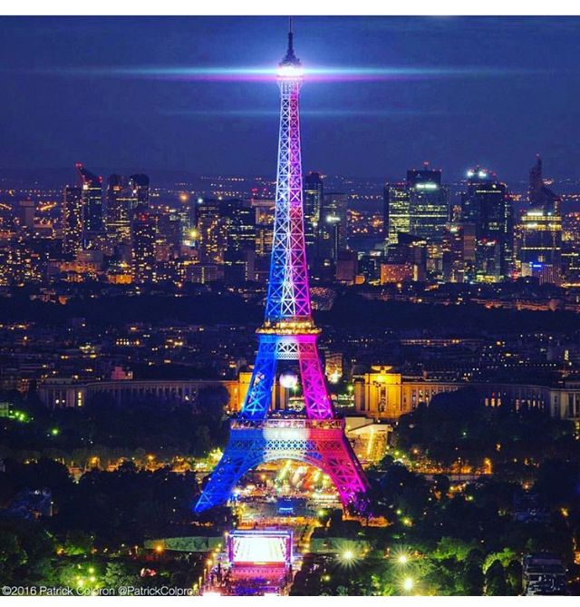 As they say 'Paris is always a good idea!' So it's easy to see why it is one of the top 10  most Instagrammed Cities in the world.
