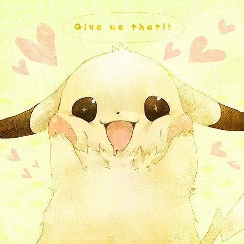 Day 11: favorite mech anime- i dont watch mech anime so here's a Pikachu