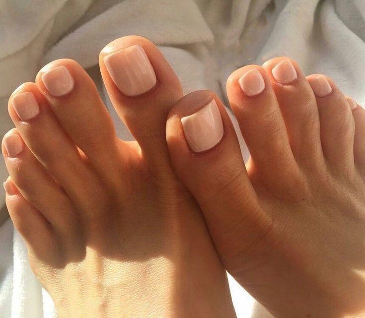 Wunderschöner # Zehennägel # Nagellack – Fingernägel