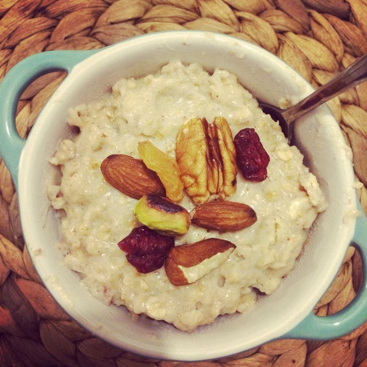 Apple - Cinnamon Porridge @ Heartmade Goodies