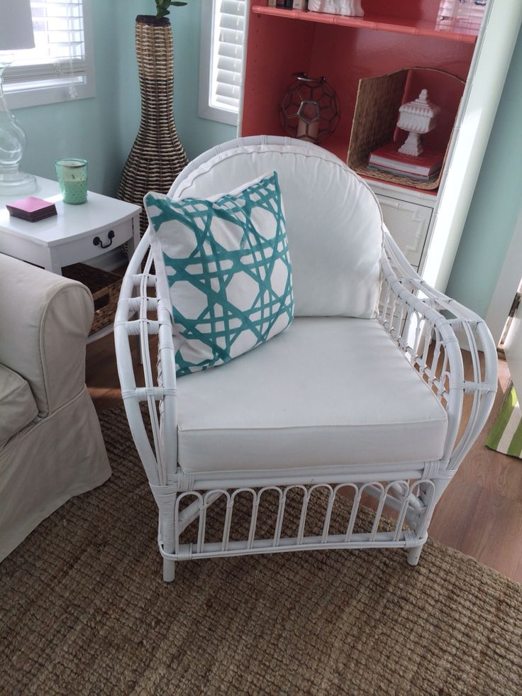 This old fashioned rattan chair from homegoods adds for Affordable quality furniture