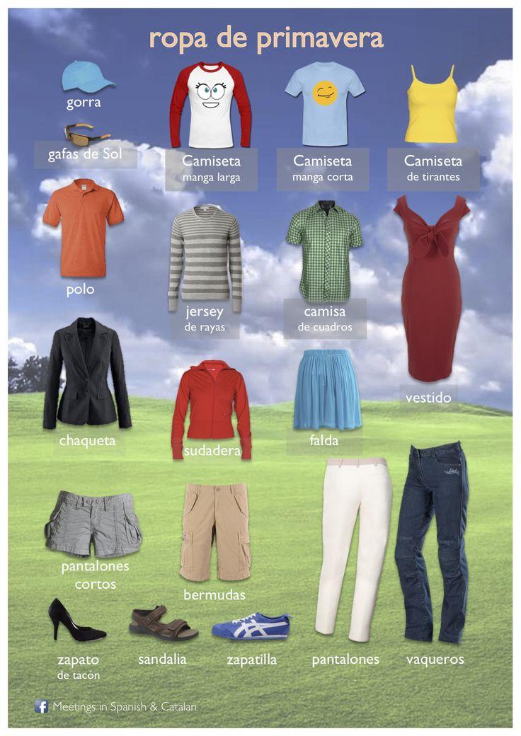 ROPA DE PRIMAVERA / SPRING CLOTHES