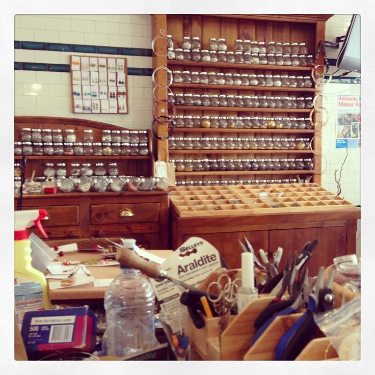 Ladybeads workshop