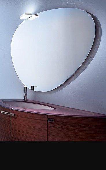 Bathroom Mirror Cabinets & Illuminated Bathroom Mirrors at Livinghouse