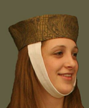 This is the hat I like except without the veil.