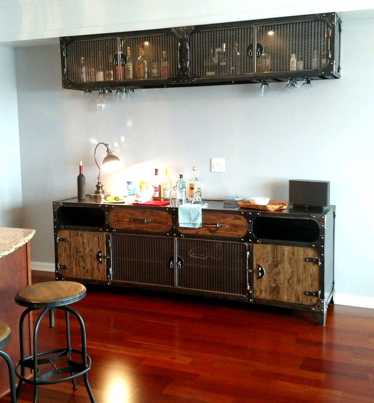 Used Kitchen Cabinets Houston: 39 Best Modern Industrial Furniture Images On Pinterest
