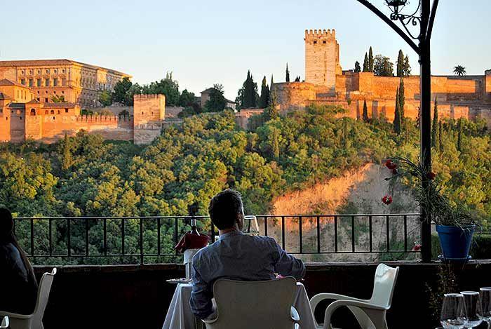 Tapas en Granada