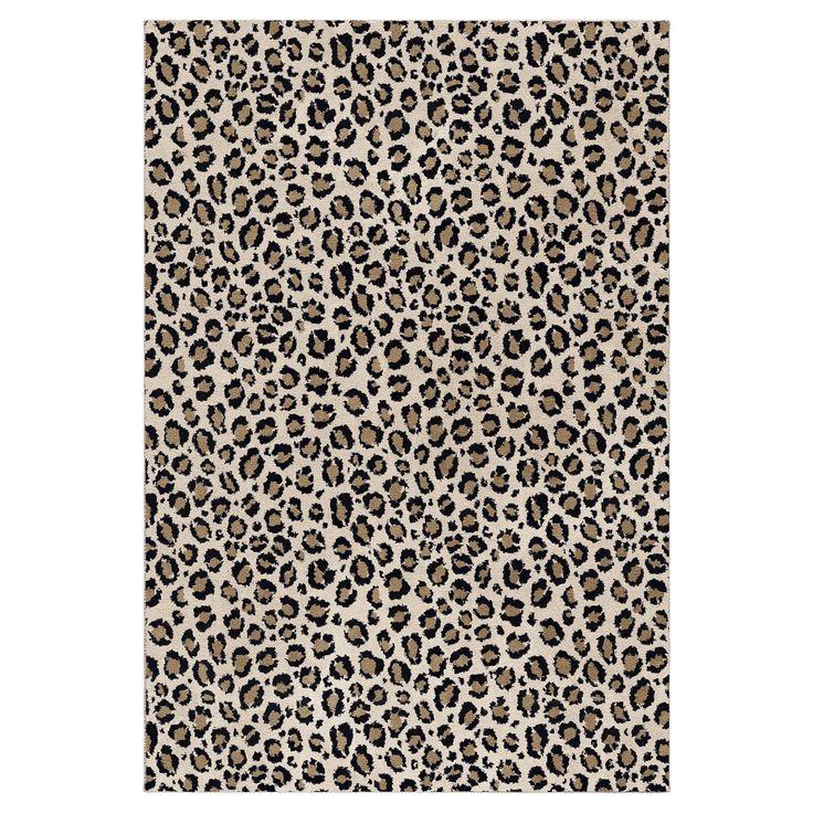 "Snow Leopard Rug -  - (7'10""X10'10"") - Orian"