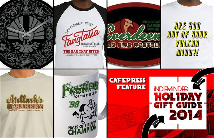 IM Holiday Gift Guide: Cafepress Feature