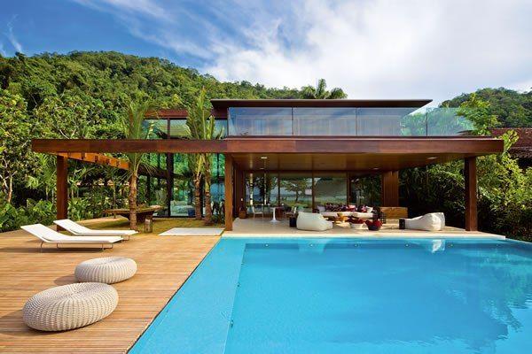 Casa de praia em Paraty - Bernardes+ Jacobsen