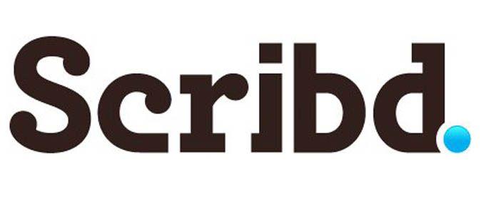 Scribd es una web en la que podemos presentar nuestros trabajos guardados en PDF para, posteriormente, insertarlo en otra web, blog, o simplemente visualizarlo fácilmente en linea.