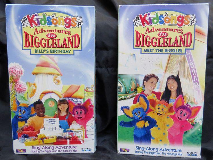 kidsongs adventures in biggleland meet the biggles pbs