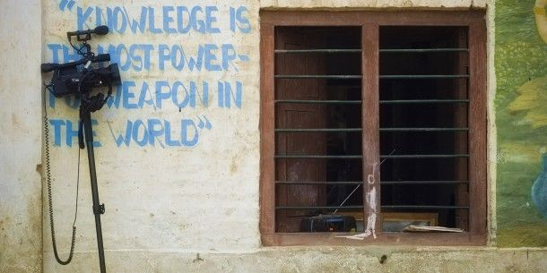 knowledge is the most powerful weapon