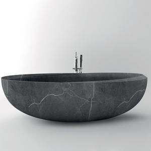 Ванна, мрамор, цвет Stone Grey, Teuco I Bordi