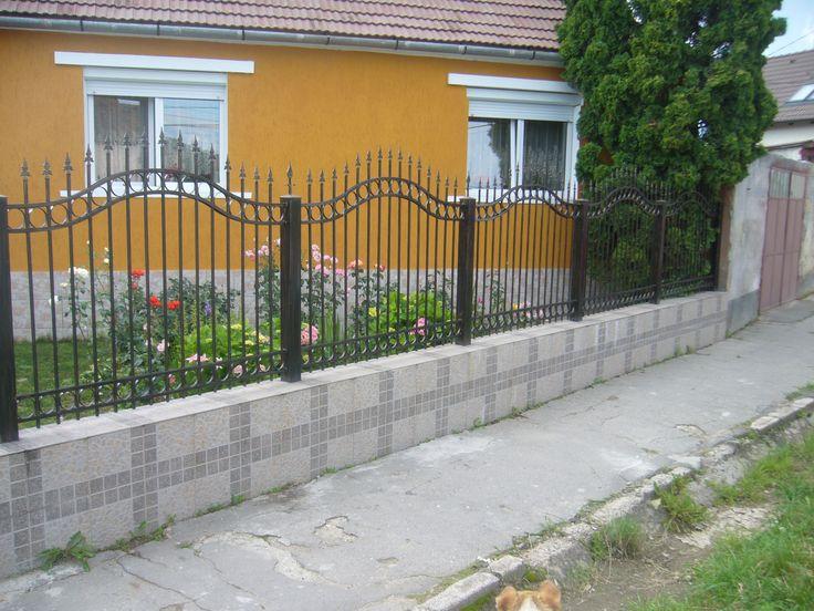 Gard fier forjat   Model G02
