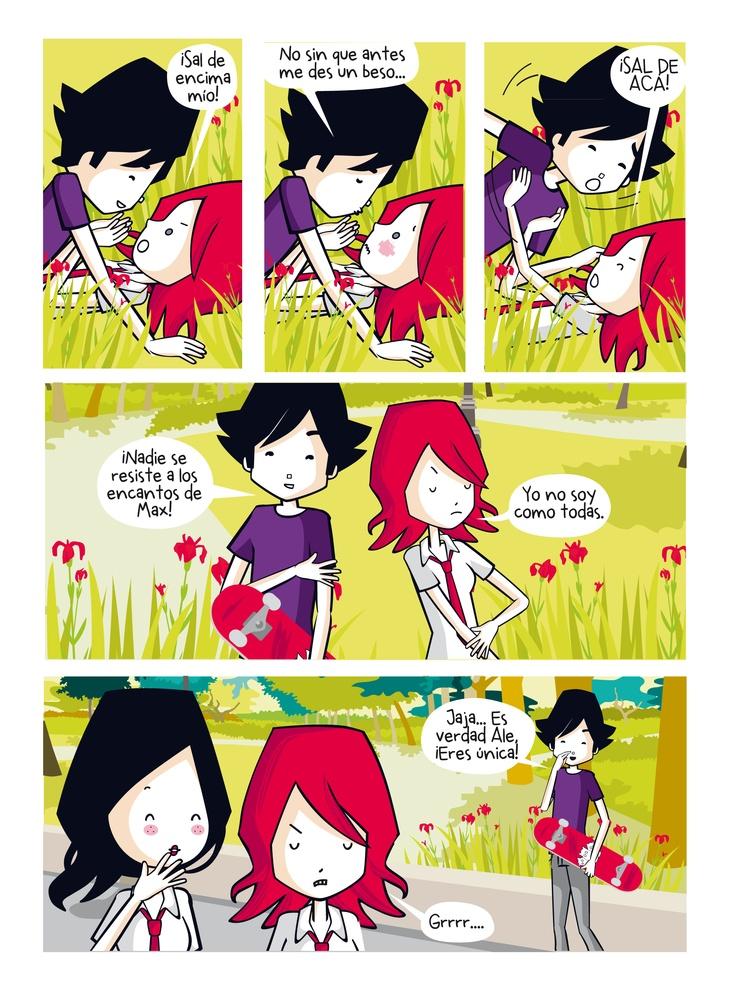 El amor está en el aire – Página 6