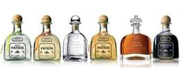 Patron ,the best..if I'm going to drink I only want to use the best. 104 calories per 1.5oz