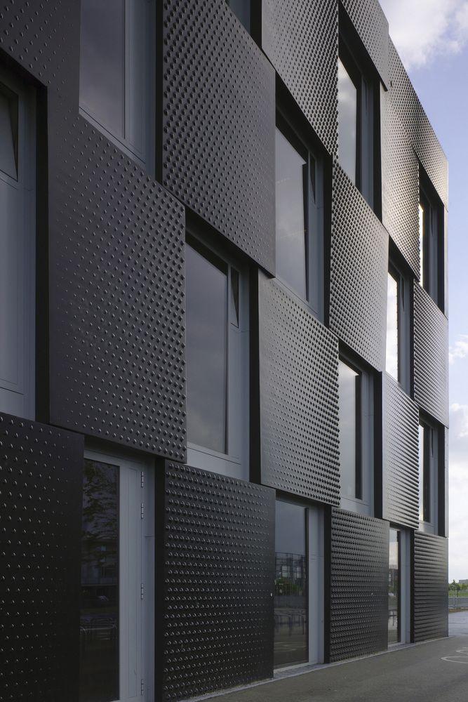 Sports Campus Leidsche Rijn/ Wiel Arets Architects
