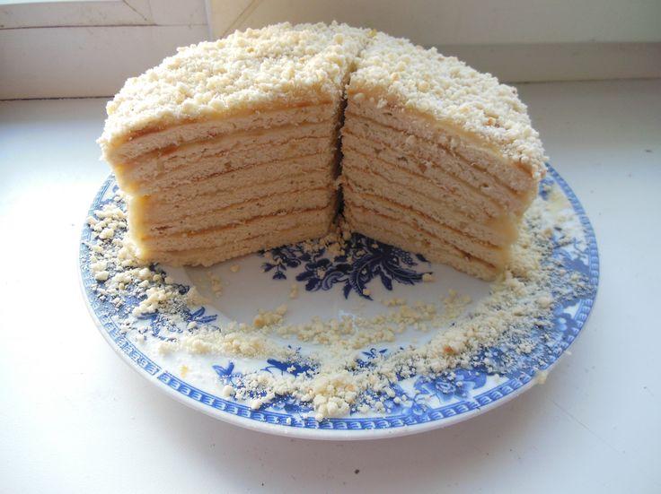 Как сделать торт проще простого