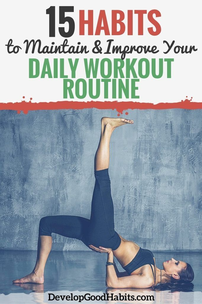 Find Out How To Maintain Proper Workout Routines With These Tips