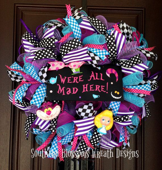 854 best images about all things disney on pinterest for Craft wreaths for sale