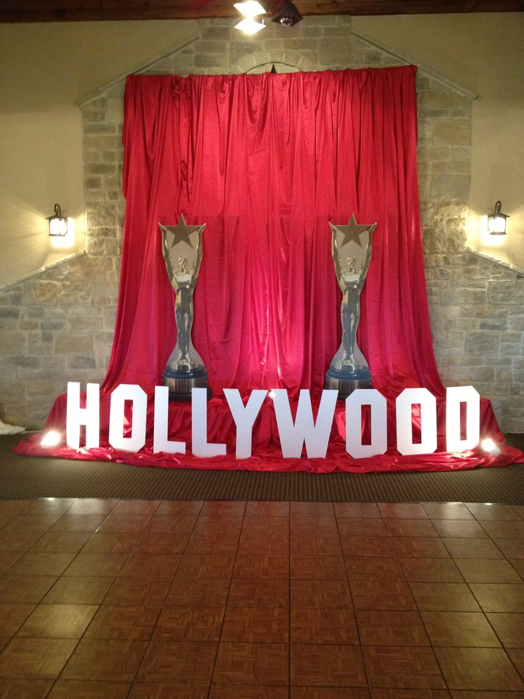 Best 25 hollywood theme decorations ideas on pinterest for Hollywood party dekoration