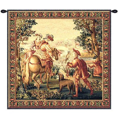 Colorful Medieval Wall Decor Frieze - Wall Art Collections ...