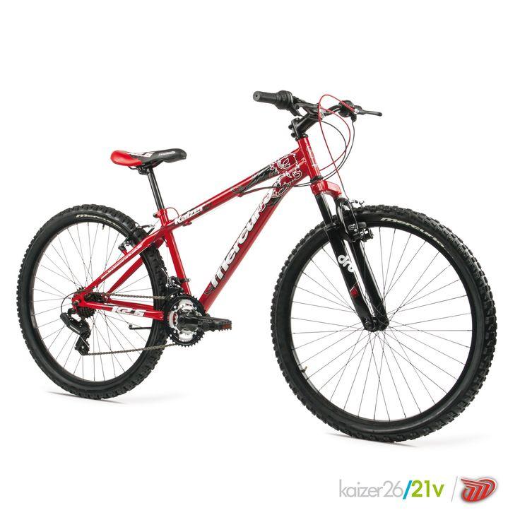 Bicicletas Mercurio Modelo Kaizer26  MTB/Recreación #bikes #bicicletas #bicicletasmercurio   https://www.facebook.com/BicicletasMercurio