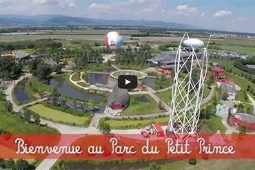 Parc du Petit Prince au coeur de l'Alsace