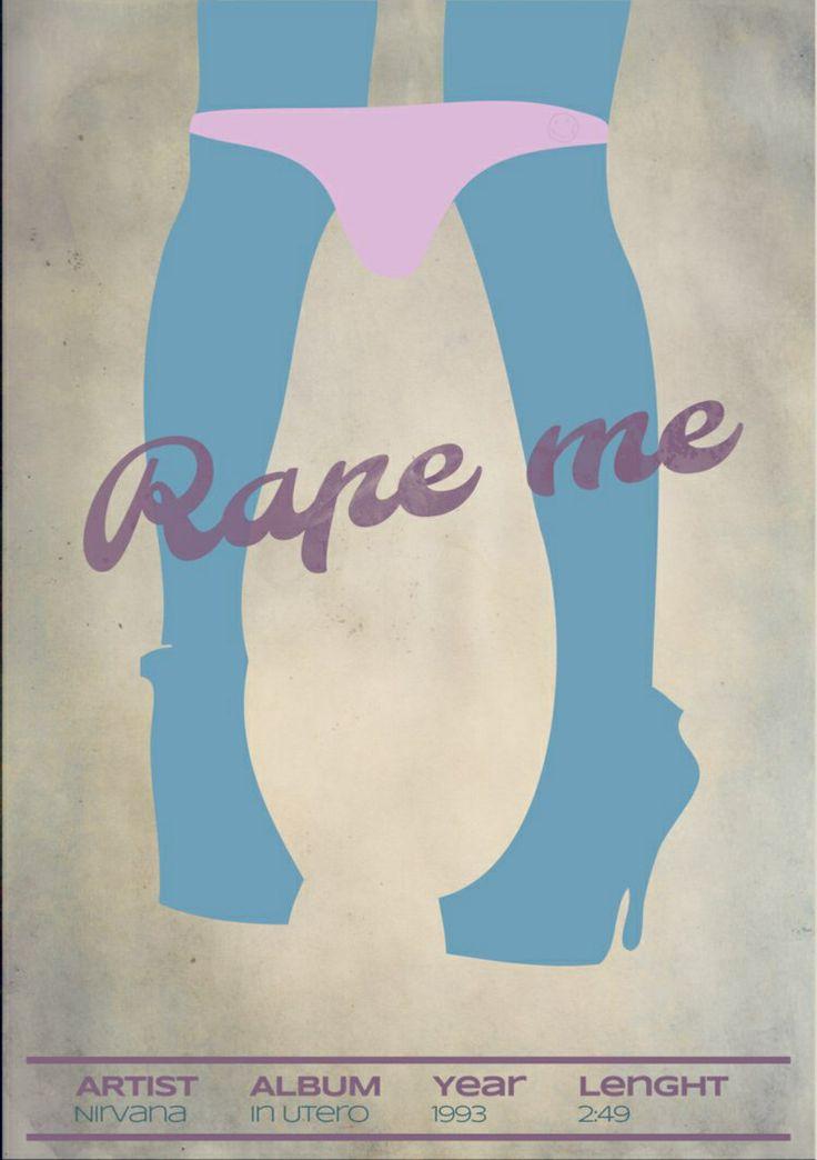 Rape Me - Nirvana 1993