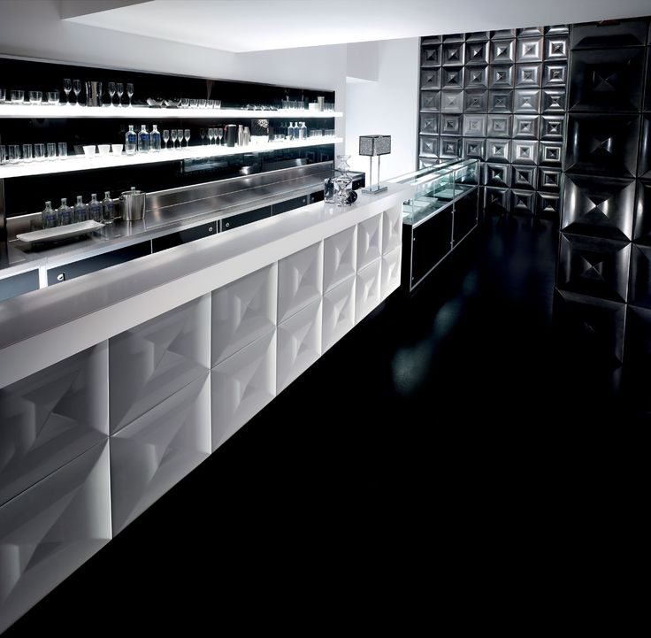 Bar covering made by http://www.frigomeccanica.com/arredamento-bar.html