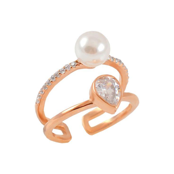 ES119 -Ασημένιο δαχτυλίδι