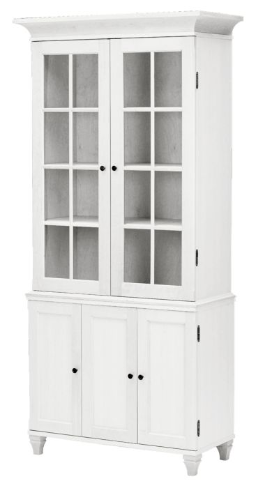 Mio - Kritvitlaserad Dörr/dörrar B 98, D 44, H 207