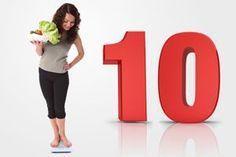 perdre 10 kilos en 1 mois