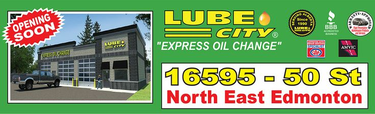 North East Location Coming Soon!  http://www.lubecity.ca/