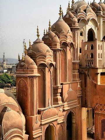jaipur - the magical 'pink' city of india                                                                                                                                                                                 More