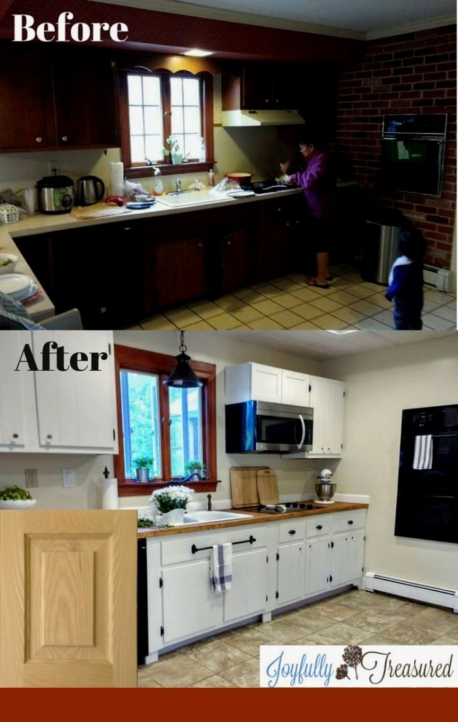 Kitchen Remodel Floor Or Cabinets First Kitchenremodeling Kitchenrenovation Diy Kitchen Remodel Budget Kitchen Remodel Kitchen Diy Makeover