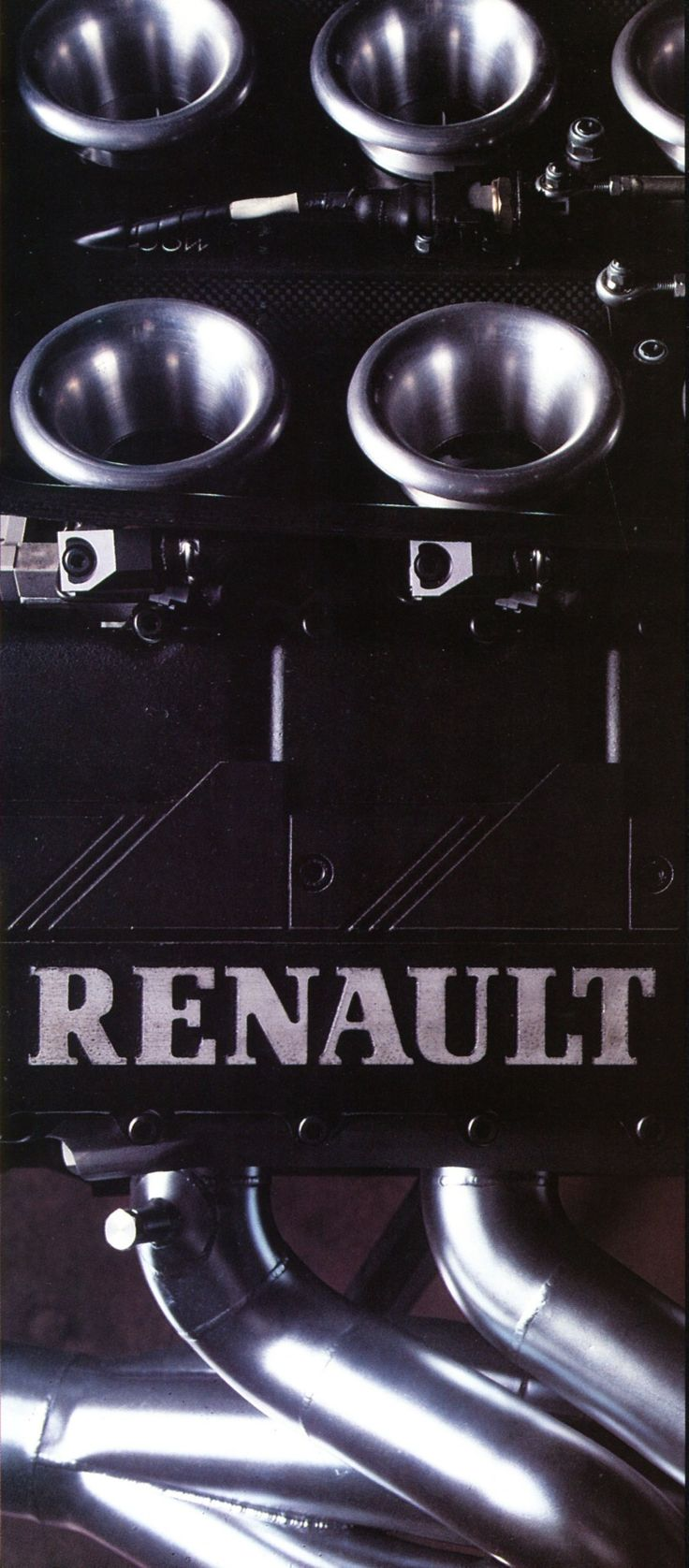 Renault golden age lifestyle french engine automobile sport wheels formula 1
