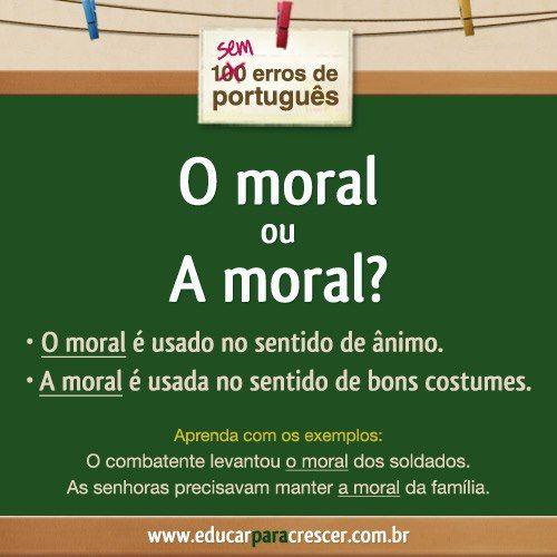 Dicas de Português!