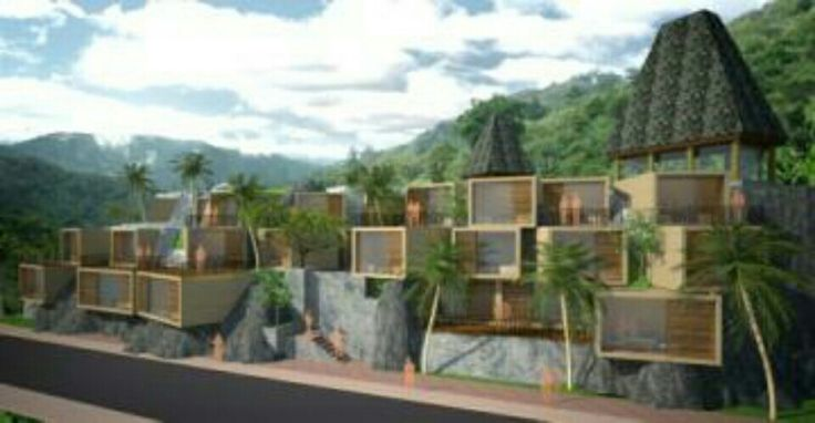 The CAVE ubud resort