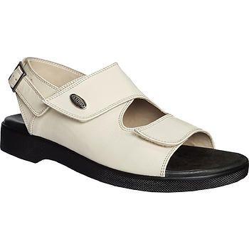 Ortopedik Deri Sandalet Modeli Erkek Ortopedikterlik.com