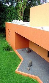 Casa de Douceur con un espíritu zen y líneas limpias