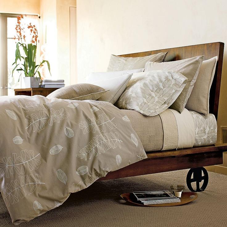 1000 images about home bedroom linens sheets on pinterest - Bedspreads for platform beds ...