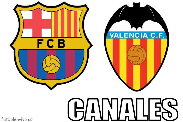 Barcelona vs Valencia: Canales de TV para ver en vivo y en directo el partido por Liga BBVA en abierto o cable con buena transmisión