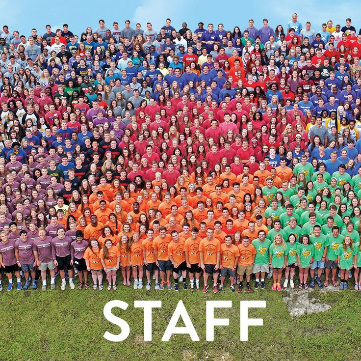 Staff, thanks for giving sacrificially all that you are for the sake of our Kampers and the Gospel! Summer 2015 wouldn't have happened without you!