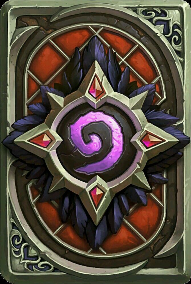 how to win hearthstone card backs