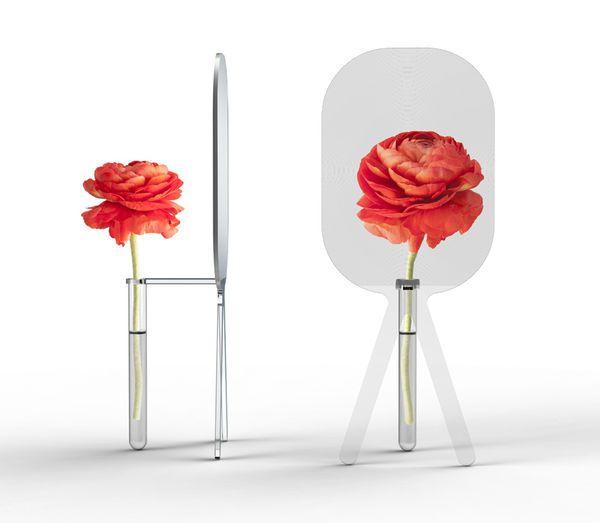 35 best images about test tube vases on pinterest wall for Test tube flower vase rack