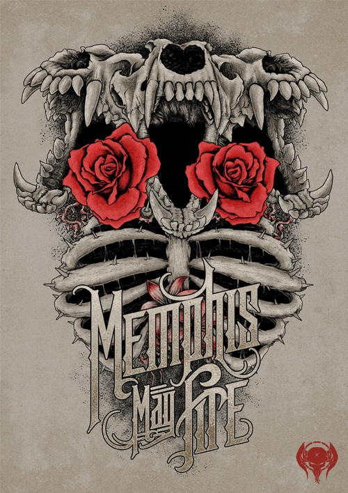 Memphis May Fire #MMF